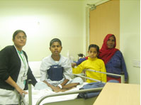 Mohali Fortis Specialty Hospital Patient Testimonial, Medical Patient Mohali, Fortis Specialty Hospital Mohali, Doctor Patient